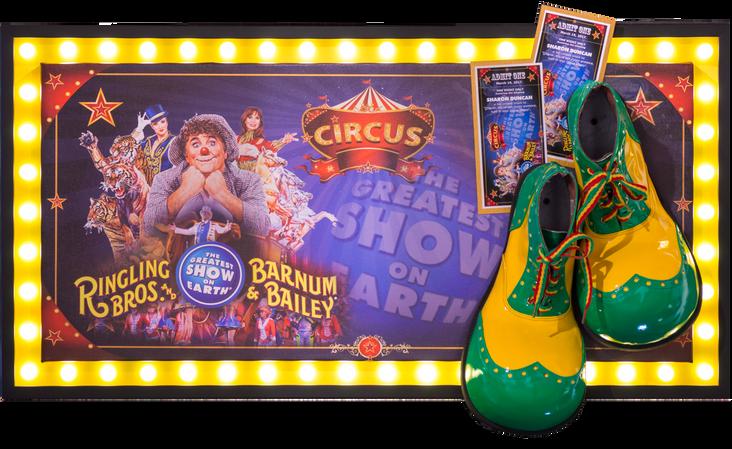 Clown's Shoes