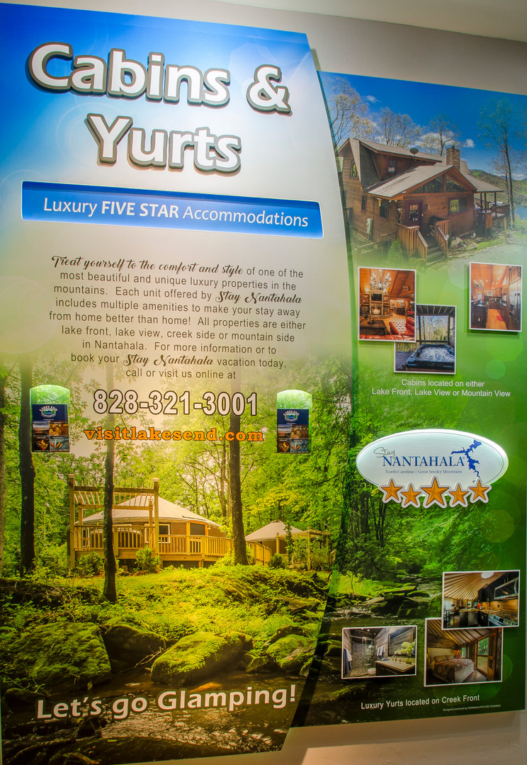 Lakes End - Cabins & Yurts