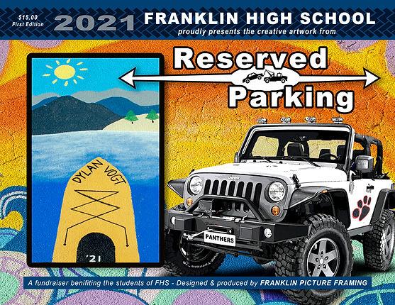 Franklin High School 2021 Calendar Cover.jpg