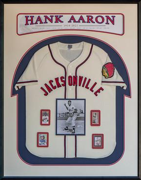 Hank Aaron Jersey