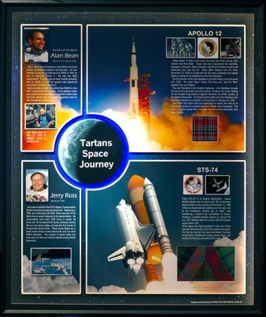 Tartans Space Journey