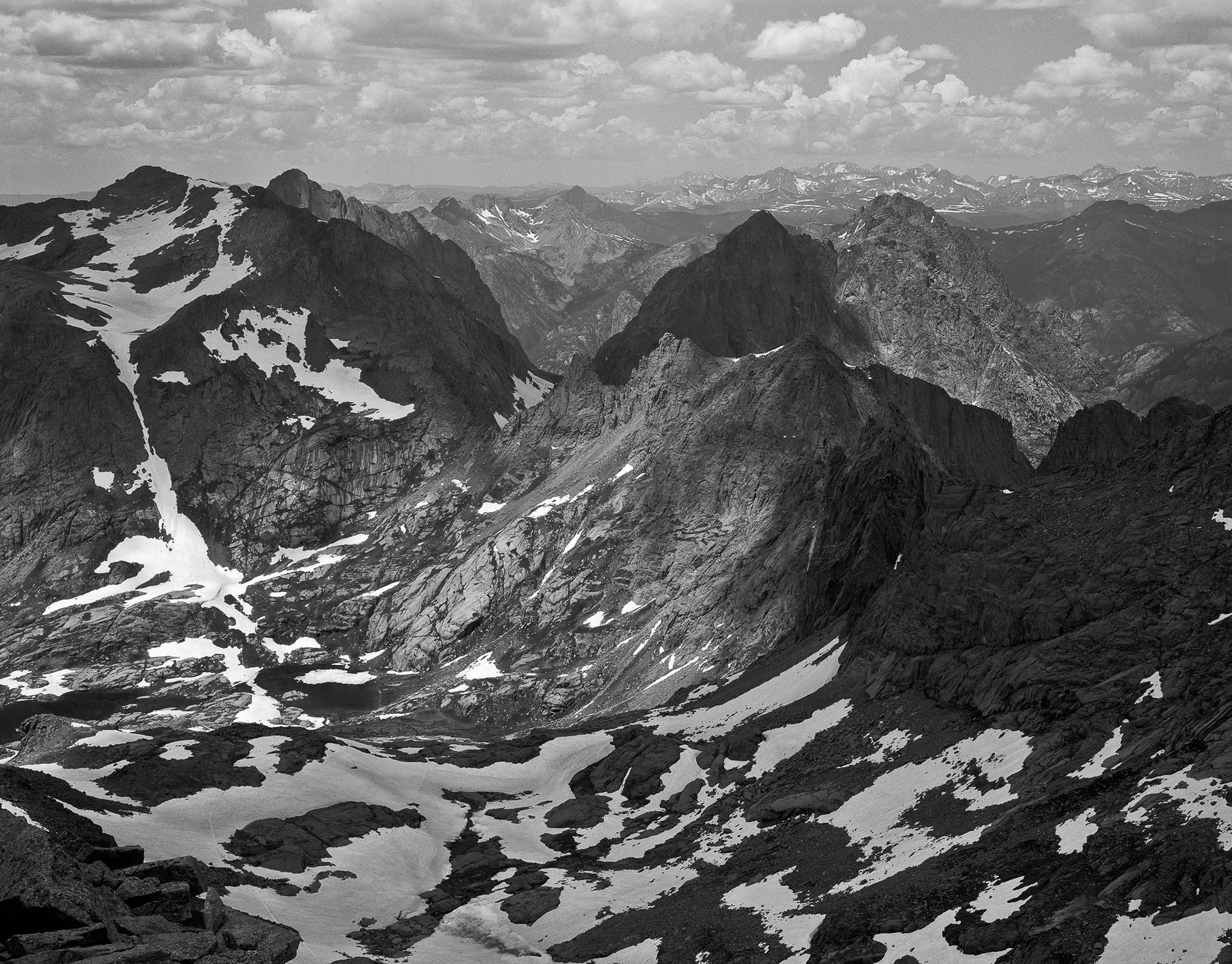 North  Eolus and Monitor Peak