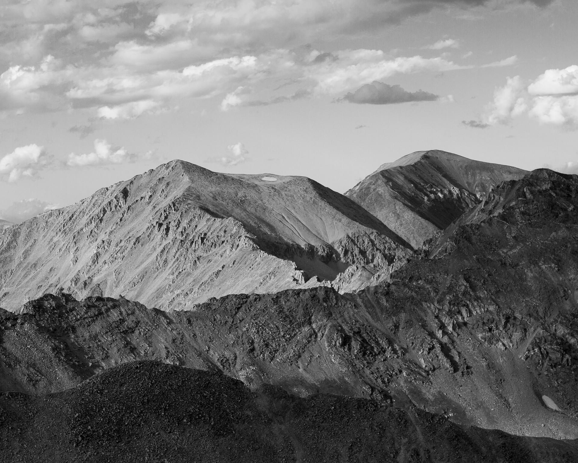 Mount Cameron and Mount Democrat