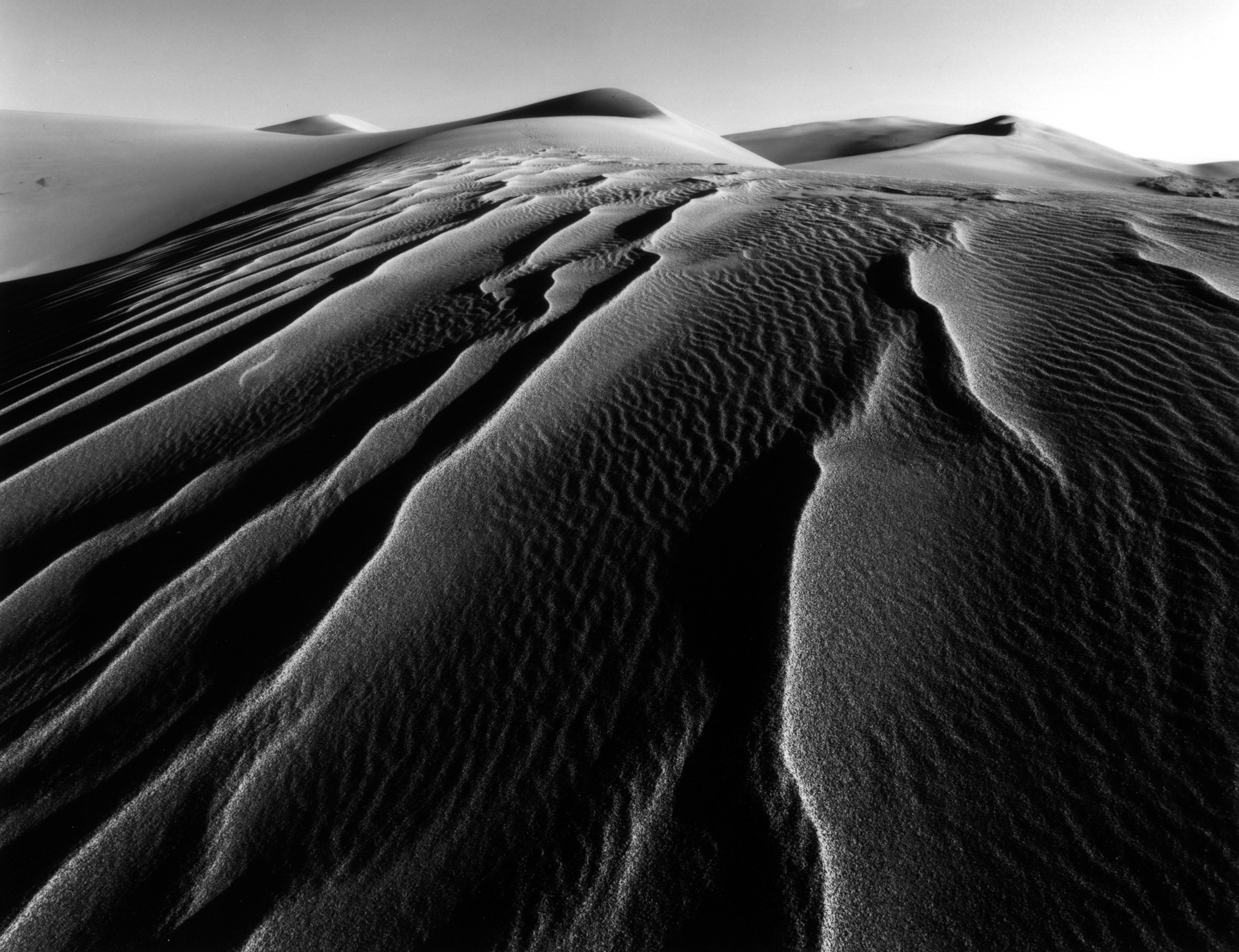 Waves, Great Sand Dunes National Park