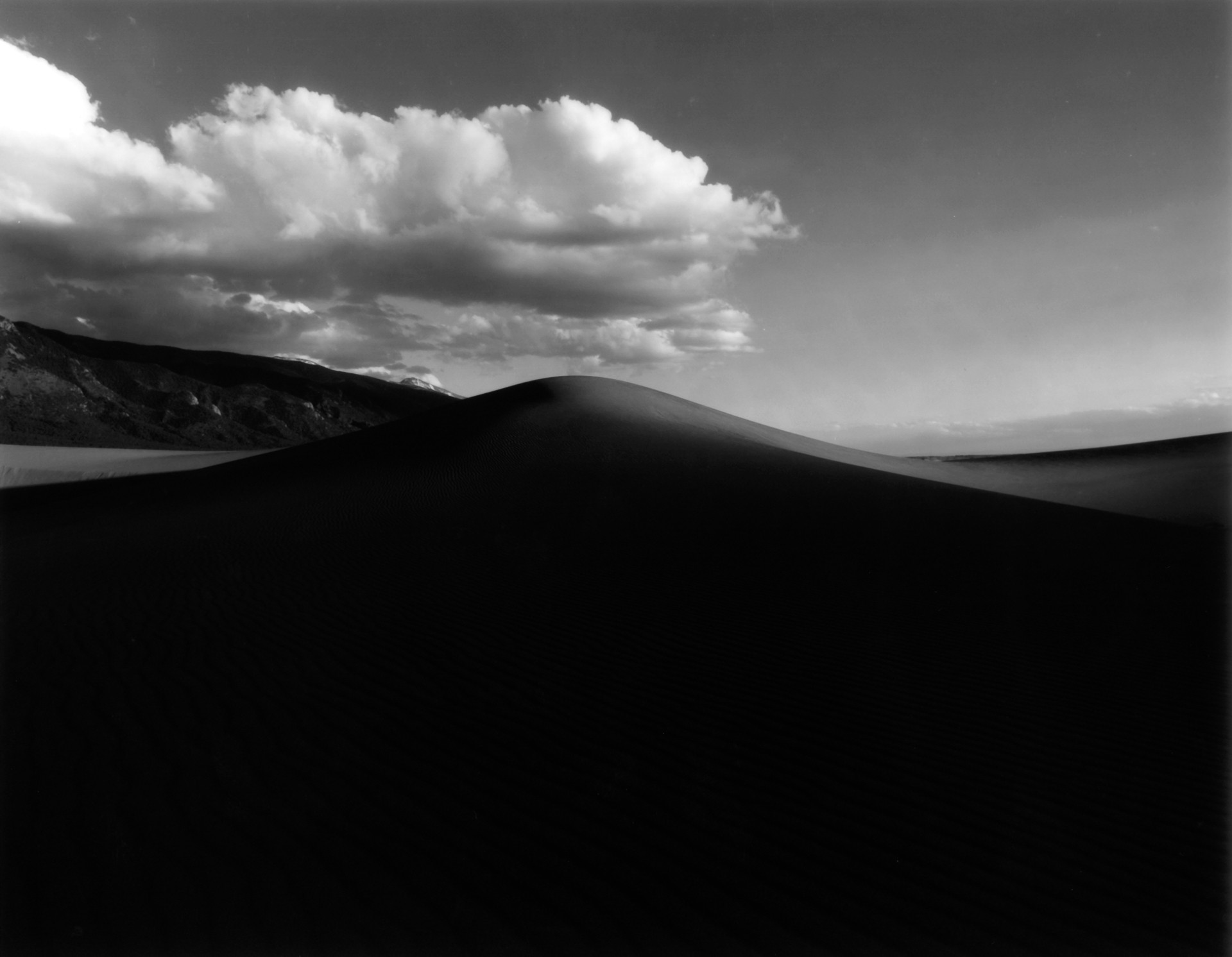 Dune Meditation, Great Sand Dunes National Park