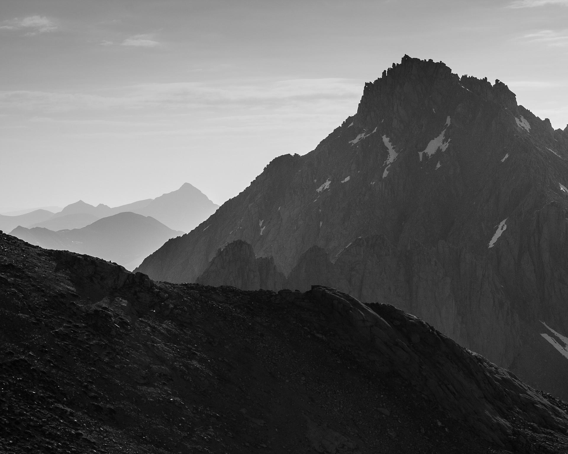 Sunlight Peak and Rio Grande Peak