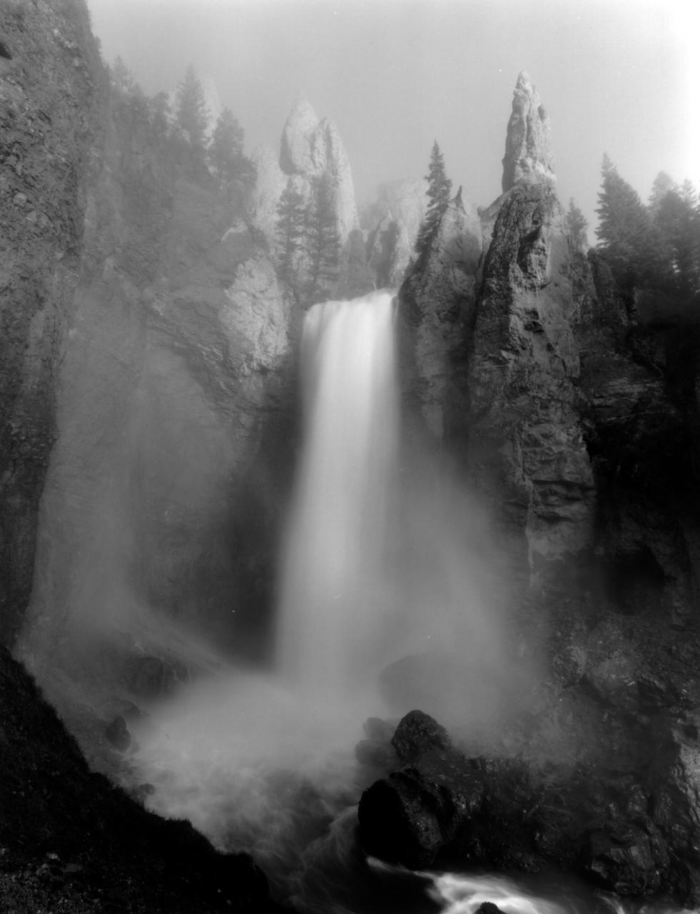 Tower Falls, Yellowstone National Park