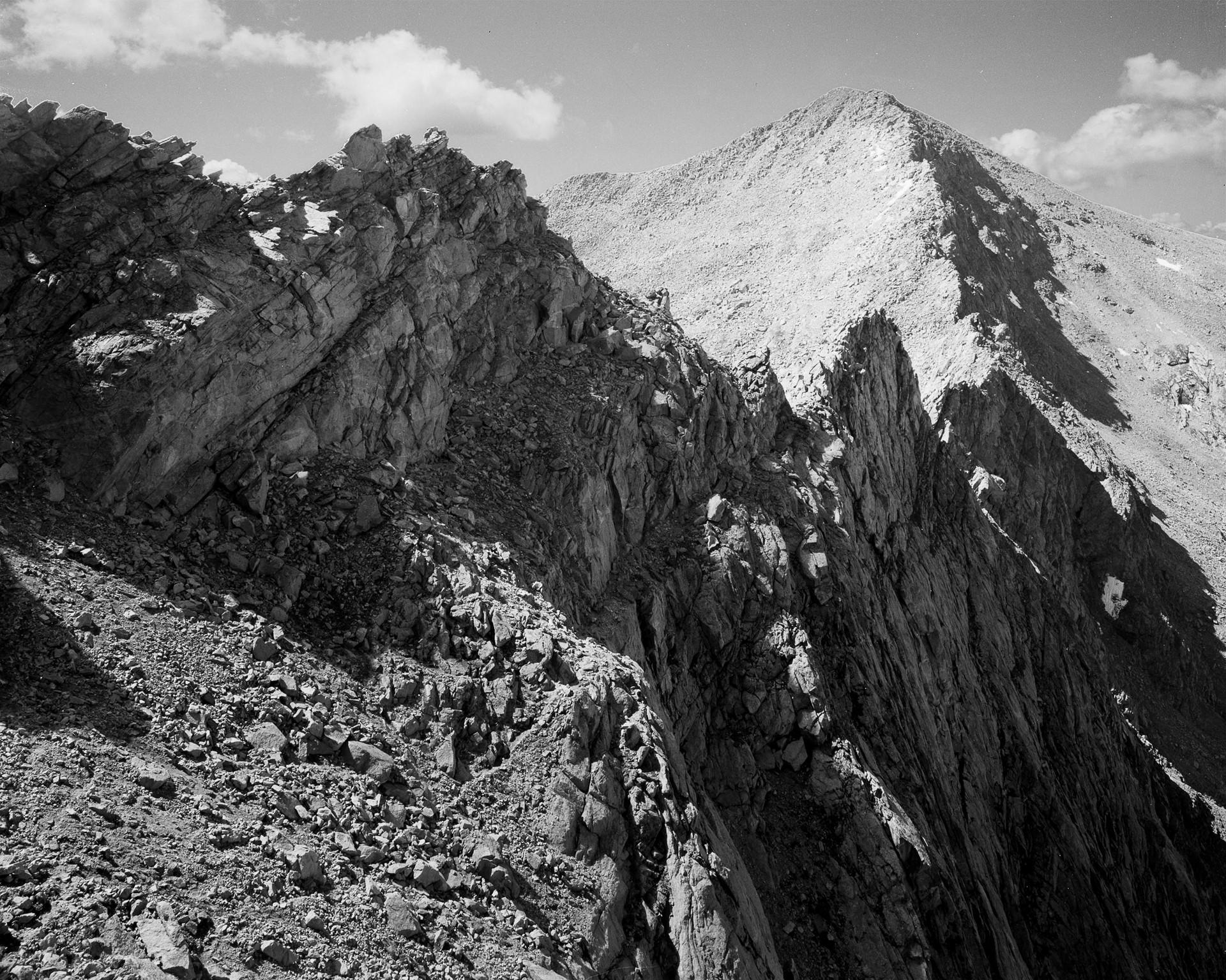 Mount Bierstadt & Sawtooth Ridge