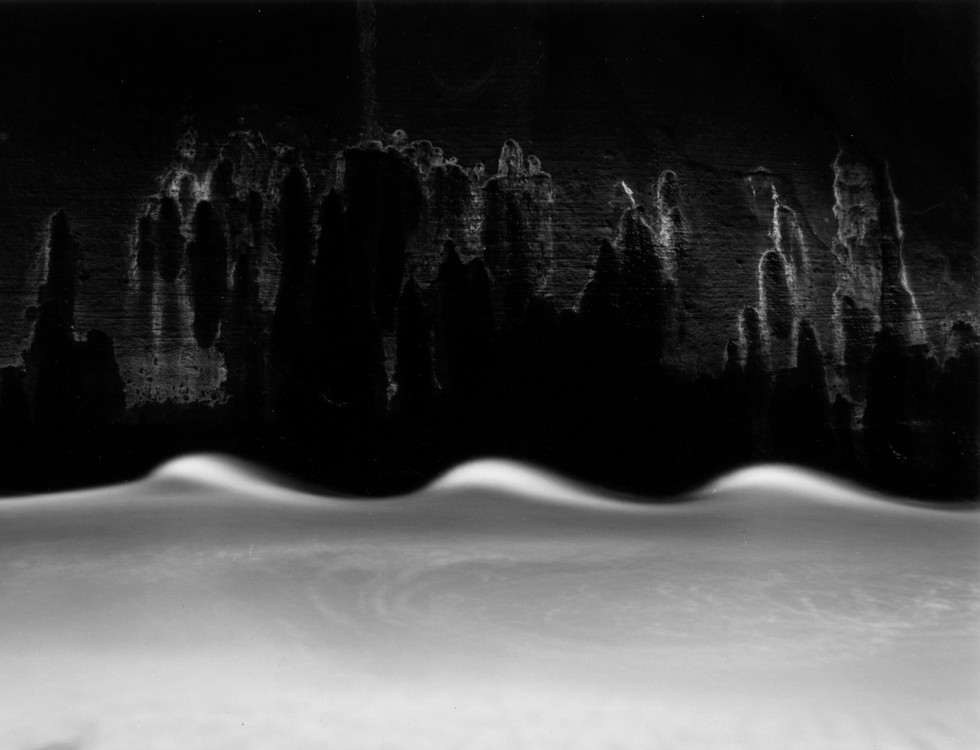 Standing Waves, The Narrows, Zion National Park
