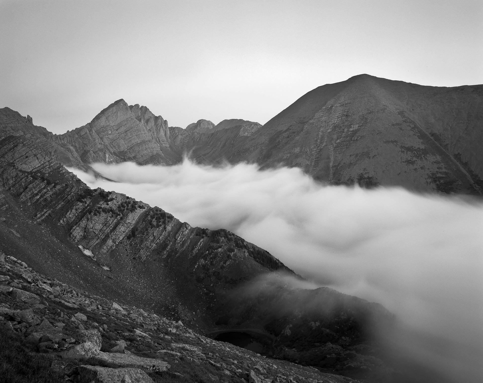 Humboldt Peak, the Needle and Kit C