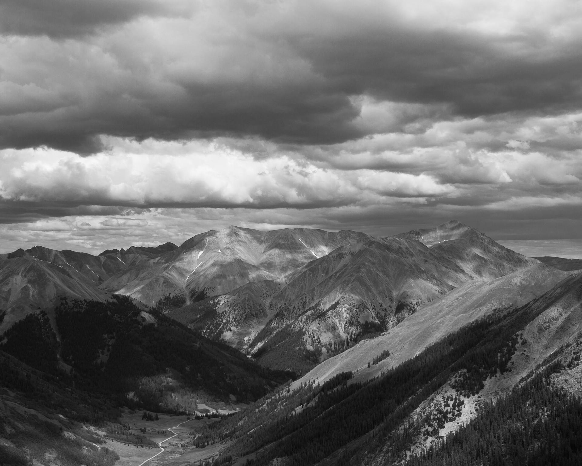 Sunshine Peak and Redcloud Peak