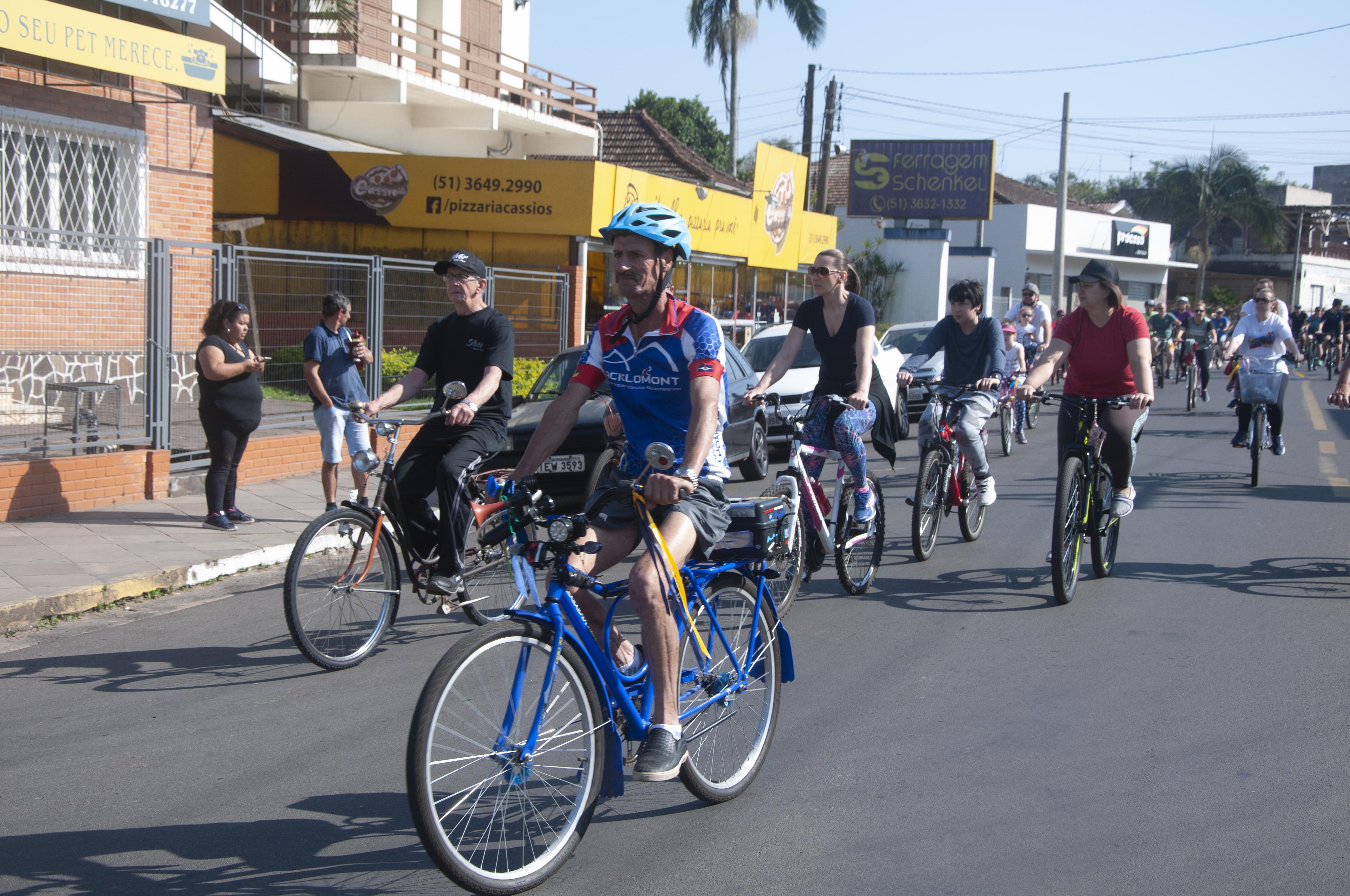 Passeio Ciclistico 20190103