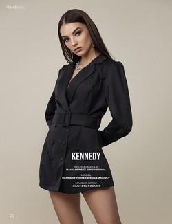 Kennedy F.
