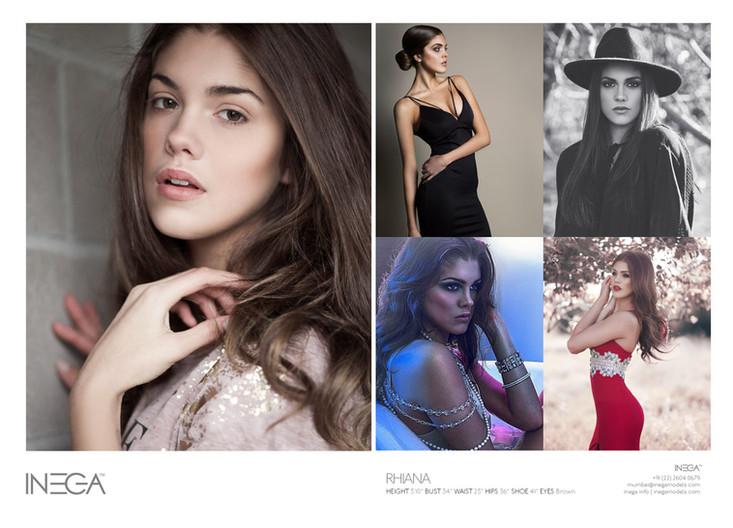 EDGE International Model Rhiana