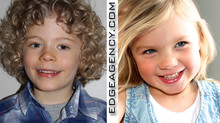 EDGE AGENCY Child Models