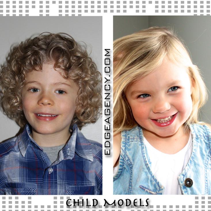 EDGE AGENCY Child Models