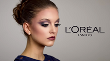 EDGE Model Helps Moose Jaw Makeup Artist Win L'Oreal Paris Canada 'The Brush Contest'