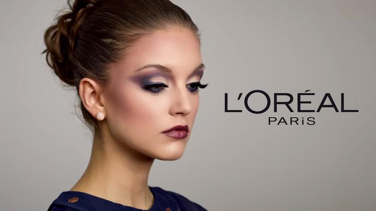 EDGE Model Helps Moose Jaw Makeup Artist Win L'Oreal Paris Canada 'The Brush Contest'