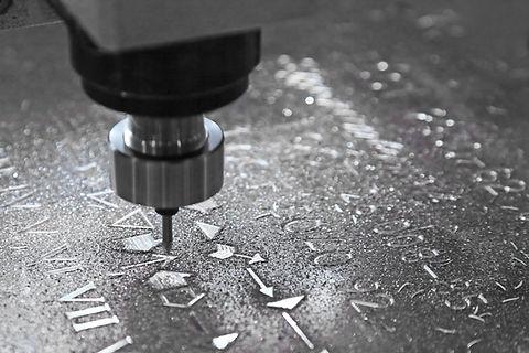Metallgraviermaschinen