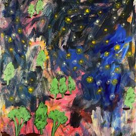 Night landscape (untitled) - 17 Feb 2021