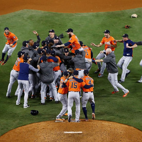 Is there more to the Astros' cheating than meets the eye?