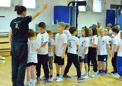 Junior edzés