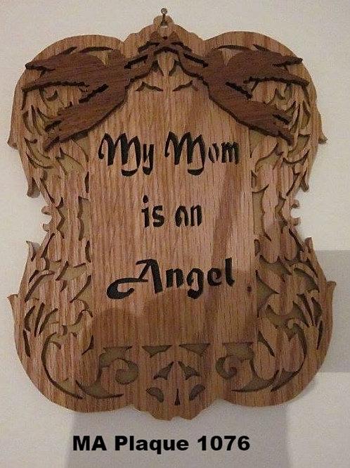 Moms an Angel