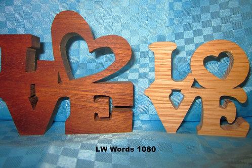 """Love"" word"