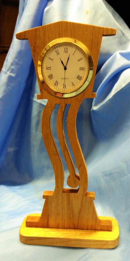 Clock #01234
