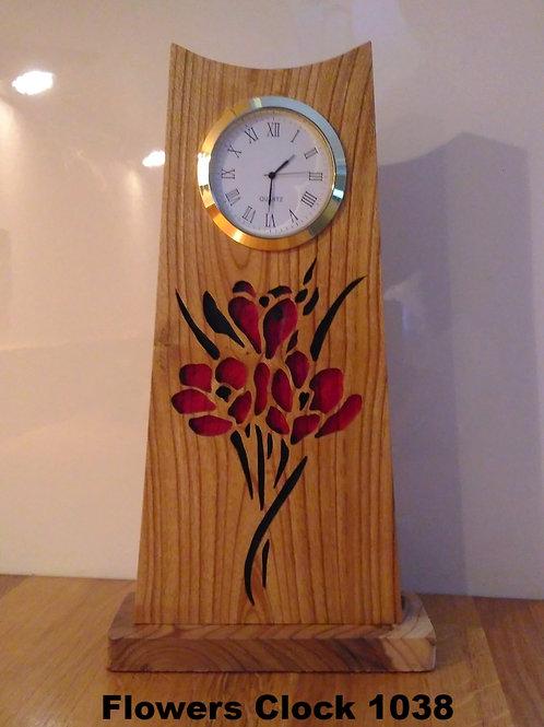 Flower Clock 1