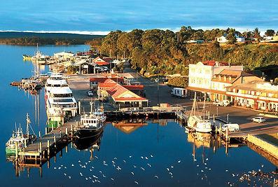 Strahan, West Coast of Tasmania