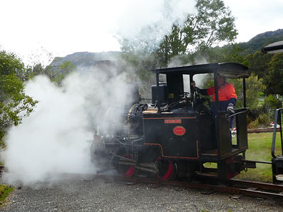 The Wee Georgie Wood Steam Railway