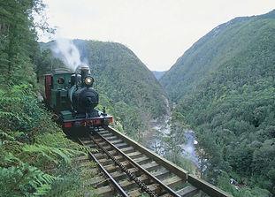 West Cost Wildeness Railway Expeience
