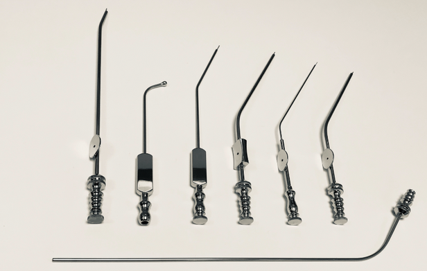 Suction tube selection