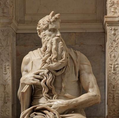 ממיכלאנג'לו ועד שאגאל - דמותו של משה בראי האמנות