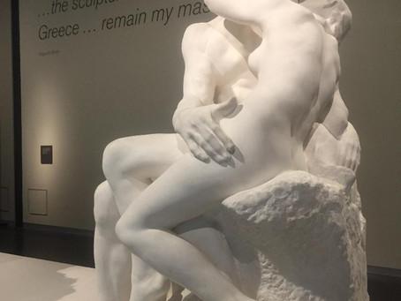 רודן ופסלי יוון העתיקה