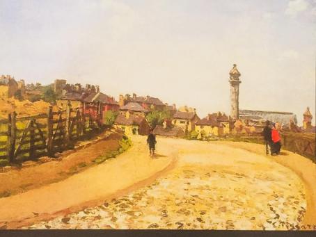 בין שתי ערים Impressionists in London - Tate Britain/Petit Palais