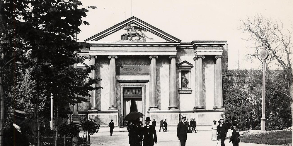 La Biennale di Venezia 1895