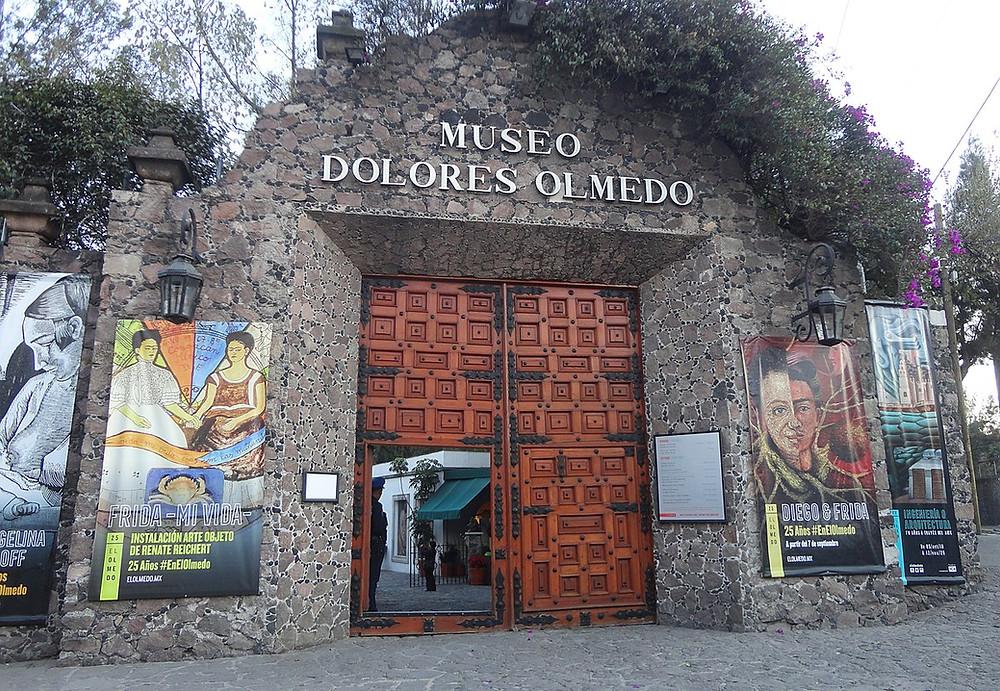 Museo Dolores Olmedo - Frida Kahlo