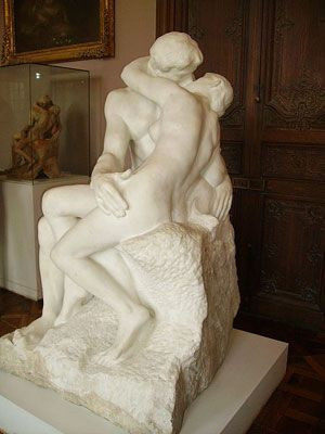 August Rodin, The Lovers