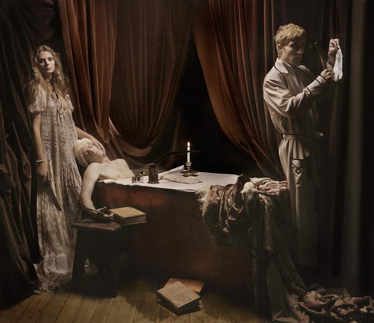 Eugenio Recuenco, Like Paintings