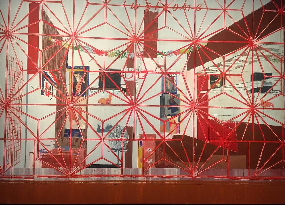 Hurvinon Anders אומנות עכשווית אומן בריטי so-art