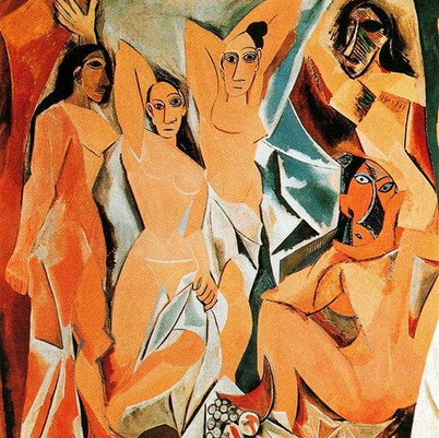 הנשים של פיקאסו
