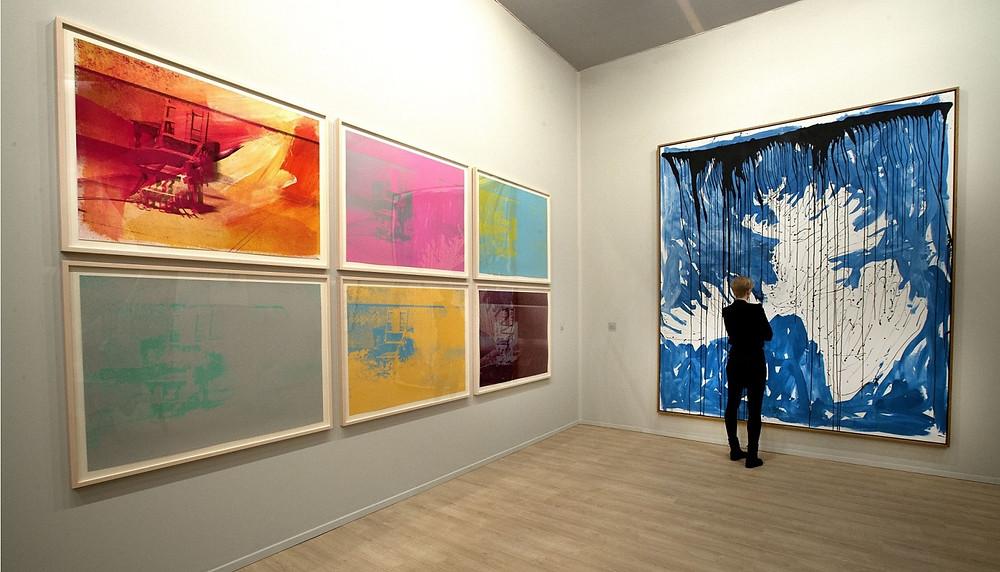 AXA אוסף אמנות