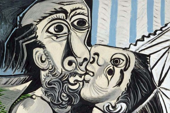 Pablo Picasso, This Kiss