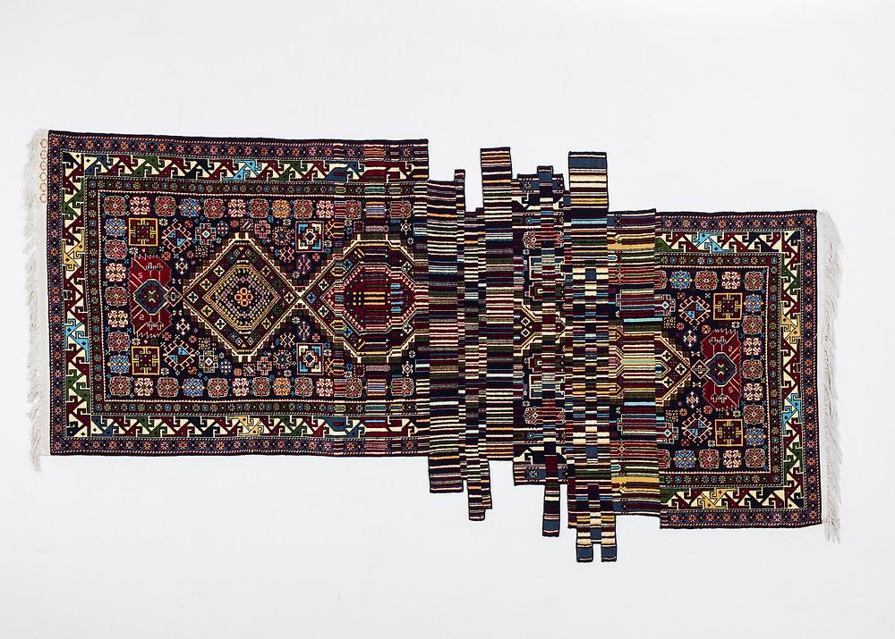 פאיג אחמד, שטיח די.אן.איי, אוסף מיקרוסופט