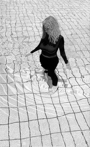 Ofer Rotem, Gila and Pool, 2014_edited.jpg
