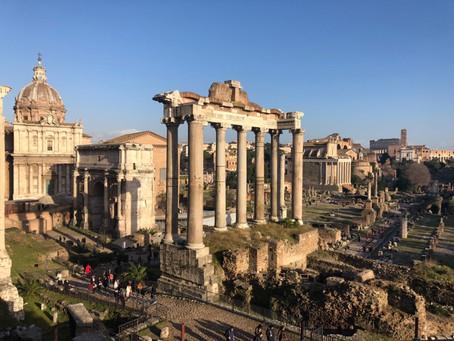 רומא אהובתי