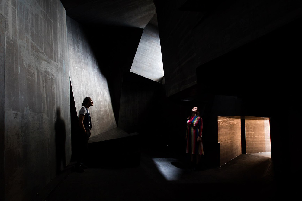 Antony Gormley, Cave, 2019