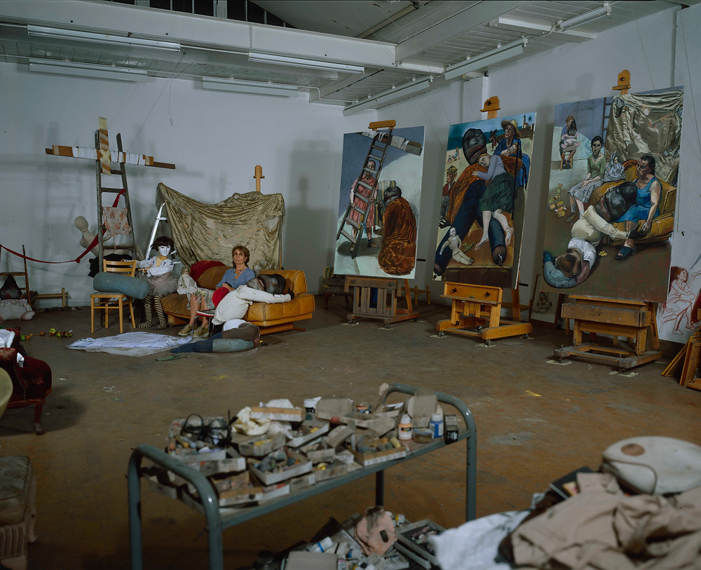 הסטודיו של פאולה ריגו